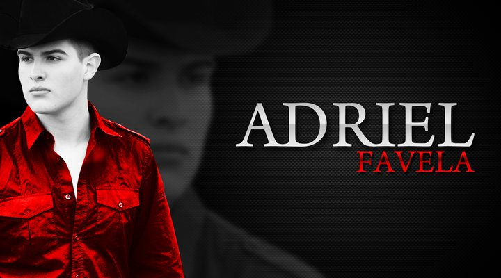 Adriel Favela - El Jonny O El 8 (2012) (Disco Oficial)