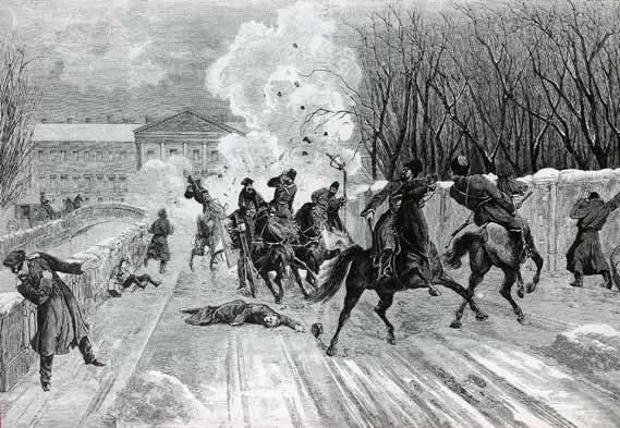 czar alexander ii assassinated 1881 ile ilgili görsel sonucu