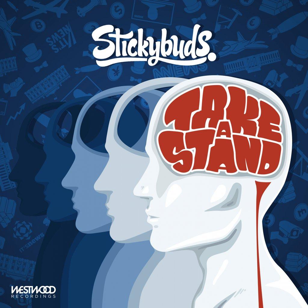 Stickybuds - Take A Stand | Glitch Hop - Full Album Stream