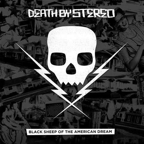 <center>Death By Stereo - Black Sheep Of The American Dream (2012)</center>