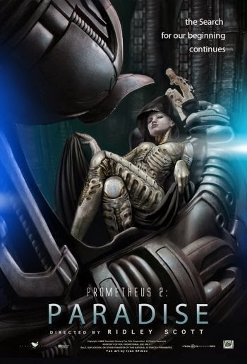 Prometheus 2 โพรมีธีอุส 2 [HD]