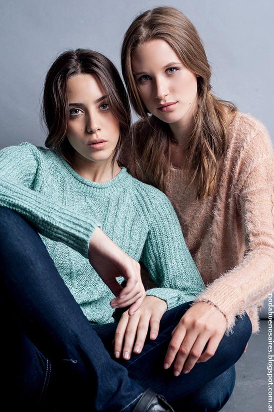 Sweaters invierno 2016 ropa de moda invierno 2016 Orix.