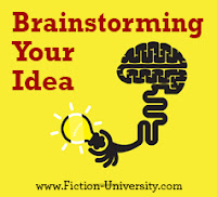 Birth of a Book: The Idea Stage: Brainstorming the Idea
