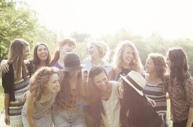 encuentros de damas