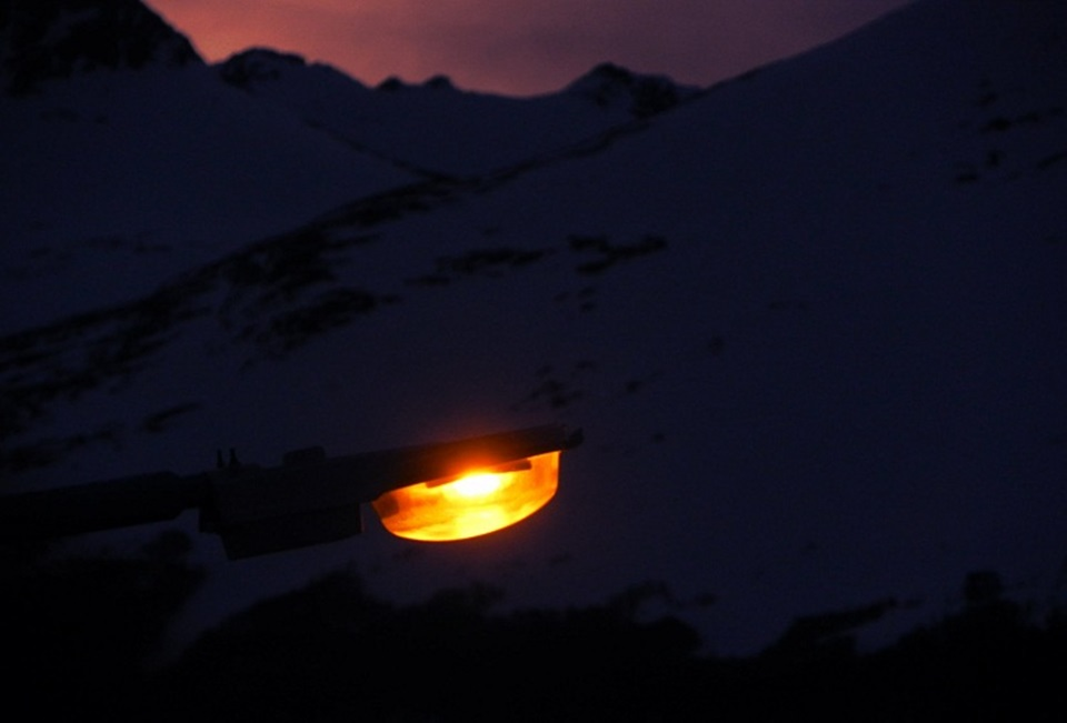 Emergencia Electrica para Ushuaia