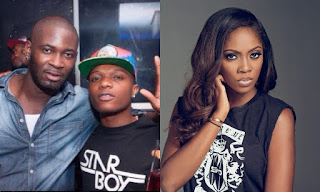 Teebillz speaks on Tiwa Savage 'having s*x' with Wizkid, asks for evidence