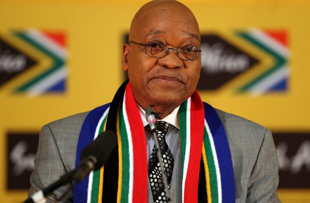 South African Ministers Call On Jacob Zuma To Resign