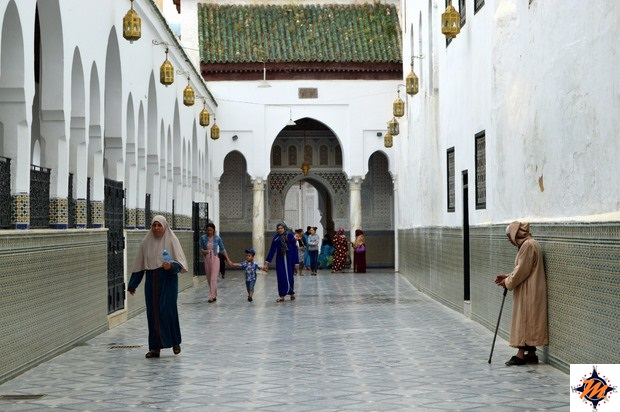 Moulay Idriss, mausoleo di Moulay Idriss