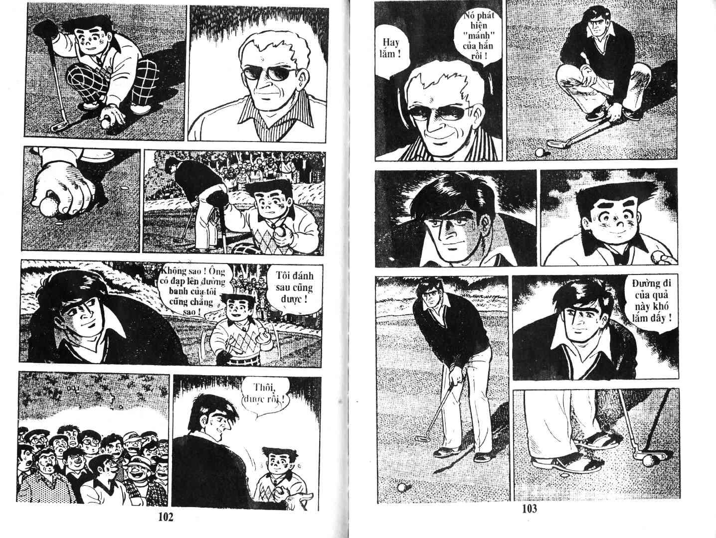 Ashita Tenki ni Naare chapter 46 trang 51
