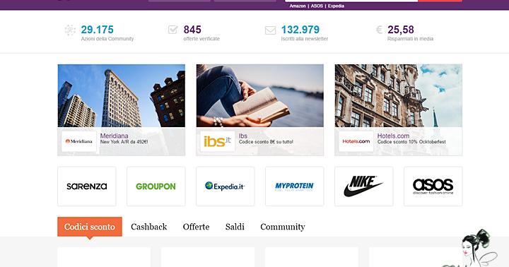 RetailMeNot - Offerte, Promozioni e Cashback per lo shopping online in un click!