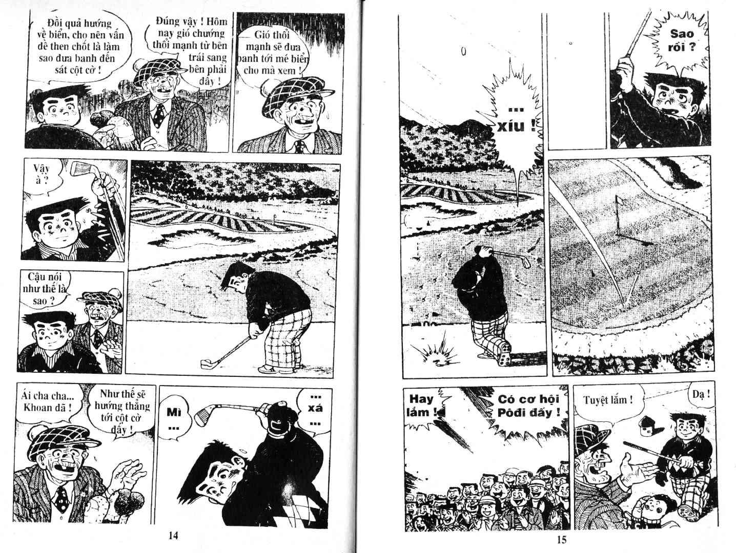 Ashita Tenki ni Naare chapter 52 trang 6