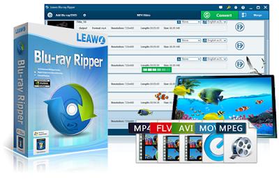 Leawo Blu-ray Ripper Solusi Terbaik Untuk Konversi Dan Rip Blu-ray/Dvd Ke Video