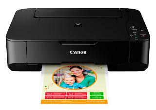 Printer Canon MP 237 Error E08