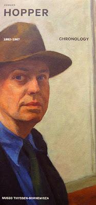 Autorretrato de Hopper, Whitney Museum of American Art