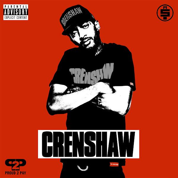 Nipsey Hussle - Crenshaw Cover