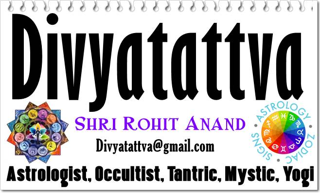Divyatattva, occult, yoga, meditation, astrology, tantra, horoscopes, kundli, spiritual