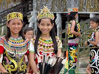 3 Baju Adat Kalimantan Utara