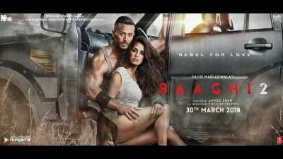 Baaghi 2 Movies Download DVDRip