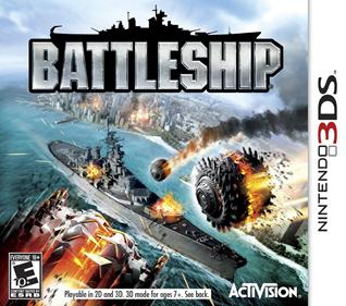 Battleship 3DS, Español, Mega