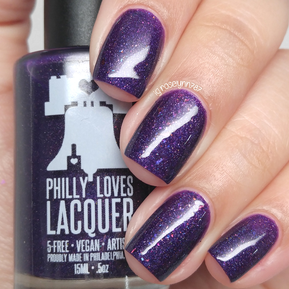 Philly Loves Lacquer - Dirty 30 Birthday Trio - Manicured & Marvelous