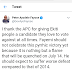 Ekiti 2018:  Fayose Thanks APC For Presenting Fayemi (See)