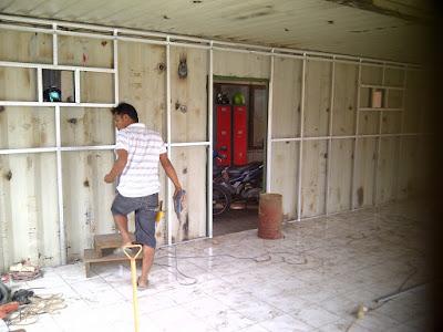 Pilih Mana Sekat Dinding Rumah Anda Antara Kalsiboard GRC Atau Papan Triplek  2