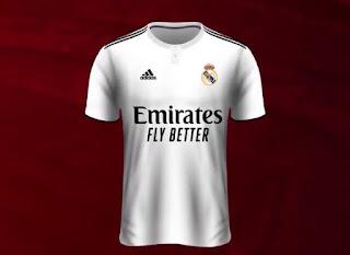 Barcelona vs Real Madrid El Clasico Kits 2019