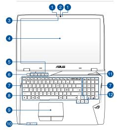 ASUS ROG G701VO manual PDF download (English)