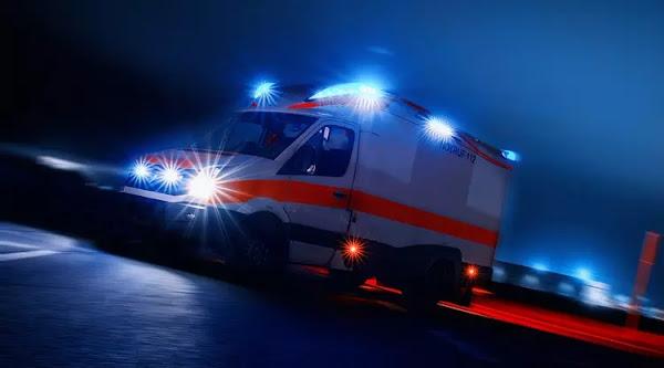Ilustrasi mobil ambulans (Pixabay)