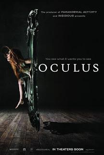 oculus espejo mal flanagan