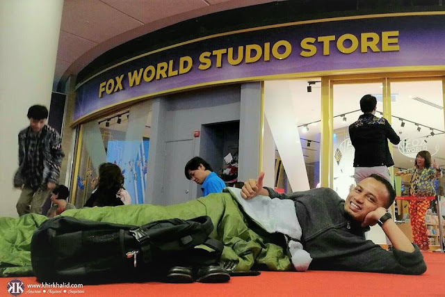 Fox World Studio Store, Sky Avenue, Resorts World Genting,