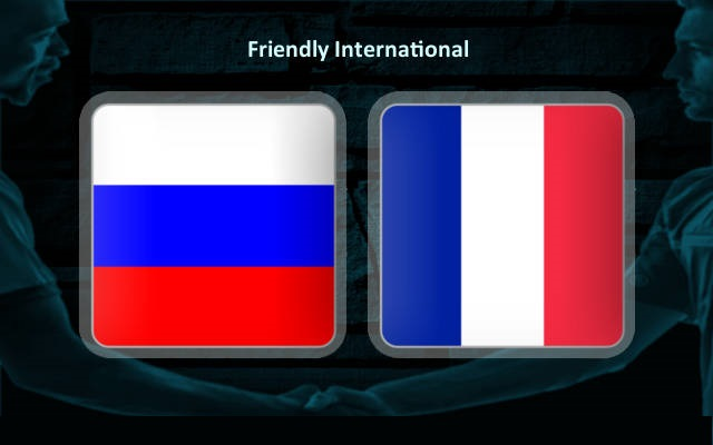 Russia vs France Full Match And Highlights