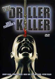 El Asesino del Taladro, la opera-prima de Abel Ferrara