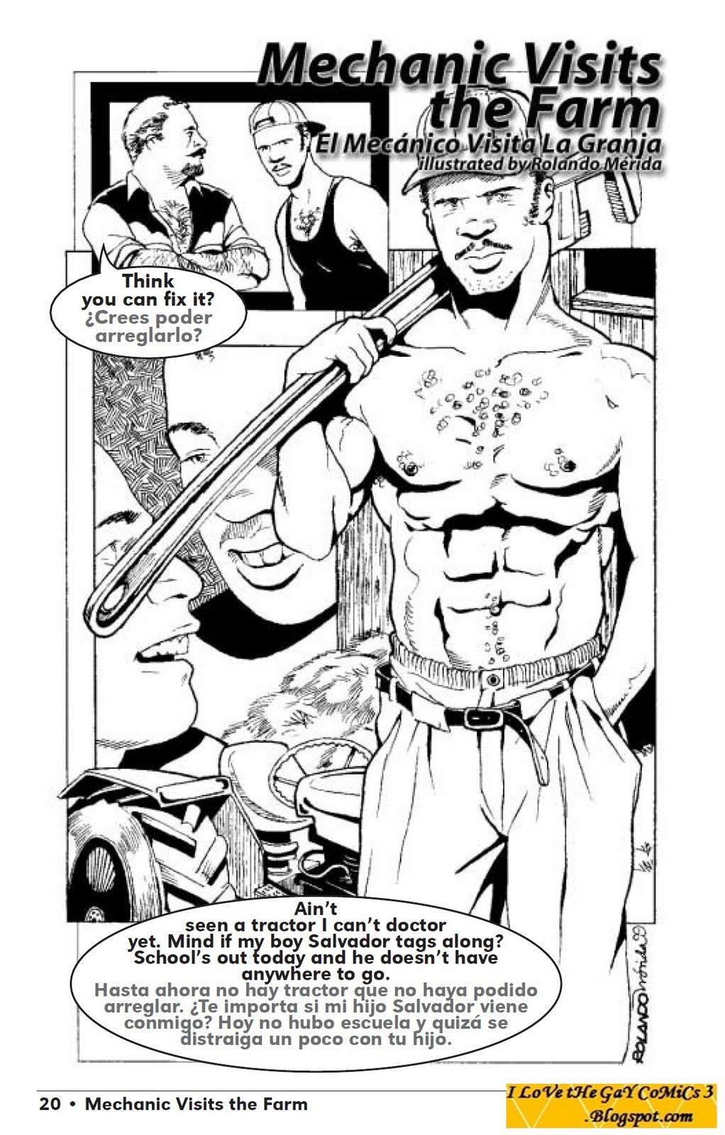 rolando merida gay comics