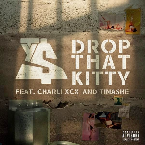 Ty Dolla $ign - Drop That Kitty (feat. Charli XCX & Tinashe) - Single Cover