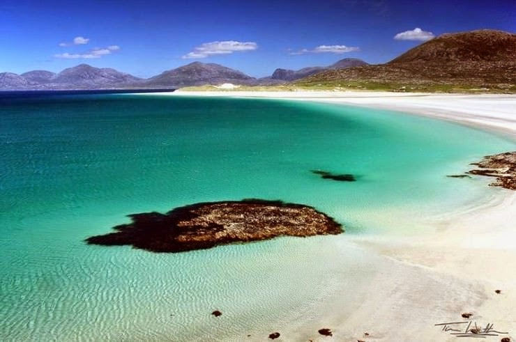 17. Luskentyre, Isle of Harris, Scotland - 29 Most Exciting Beaches to Visit