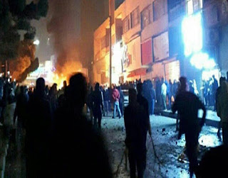 تجدد الاحتجاجات في العاصمة طهران لليوم السادس على التوالي احتجاجا على سياسات النظام الحاكم