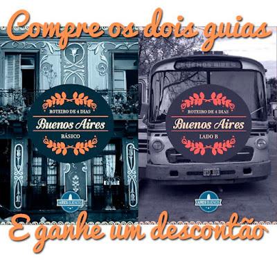 Guia Básico + Guia Lado B Buenos Aires
