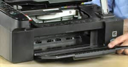 Epson Stylus NX215 Reset Ink