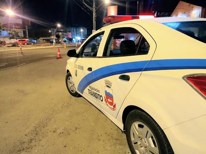 GRAVATAÍ | Brigada Militar e Agentes de Trânsito realizam operação integrada