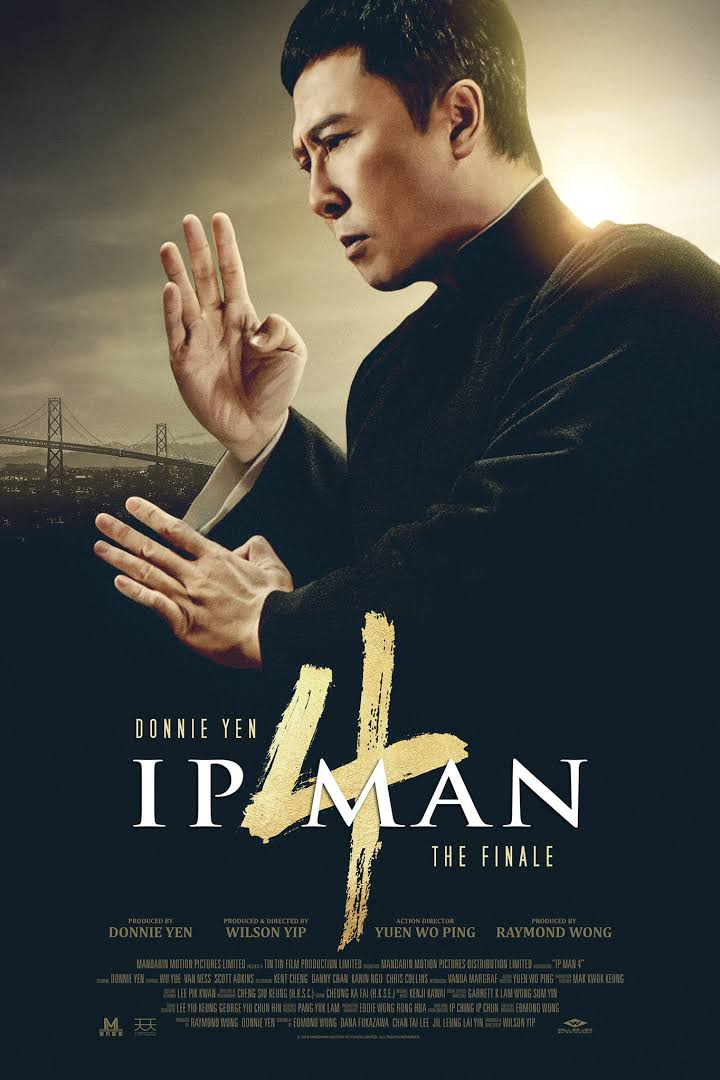 Ip Man 4 The Finale 2019 English 300MB HC HDRip ESubs Download