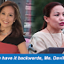 Karen Davila gets burned by a prominent UP lawyer in a nationwide television