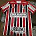 Nova camisa reserva do São Paulo tem imagem vazada
