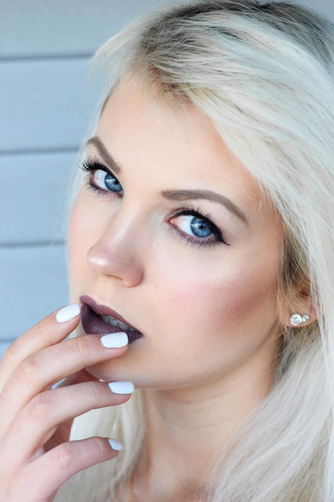 real purity, makeup look, makeup review, real purity review
