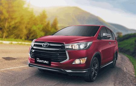 Toyota Kijang Innova Terbaru