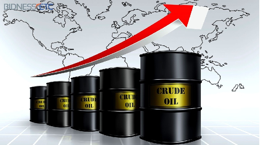Image result for Nigeria's Crude oil production hit two million bpd