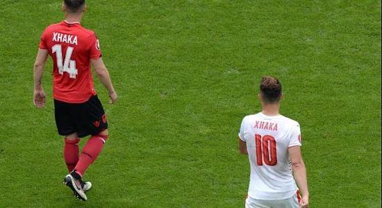 Euro2016 ALBANIA-SVIZZERA 0-1 highlights e pagelle. A cura di M.Blasi