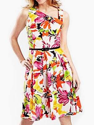 Feminine Edge,Model Dress Trendy Dan Stylish Untuk Cuaca Panas