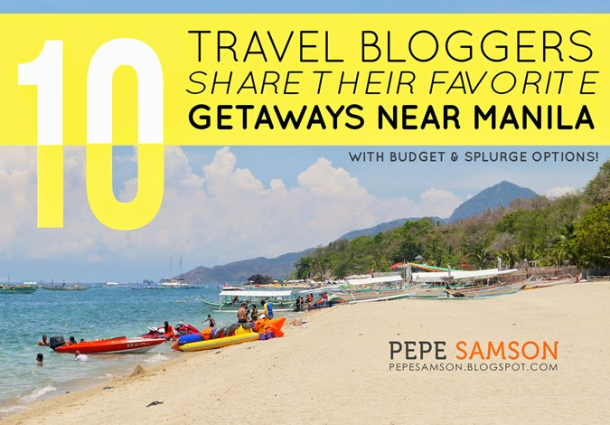 10 travel bloggers share their favorite getaways near for Affordable pools near metro manila