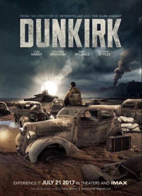 Sinopsis Dunkirk (2017)